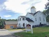 Church Exterior (New Hall under Construction)